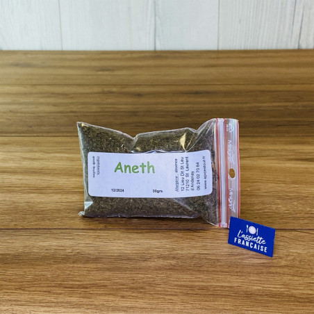 Aneth feuilles 30gr